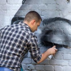 Kevin Le Gall - graffeur