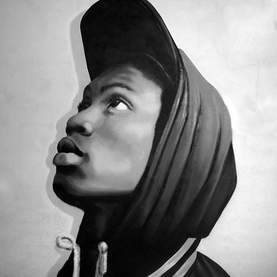 street art par Kevin Le Gall