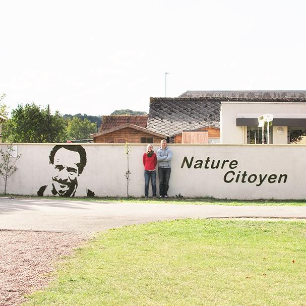 graffiti végétal par Kevin Le Gall et Jenny Francillon